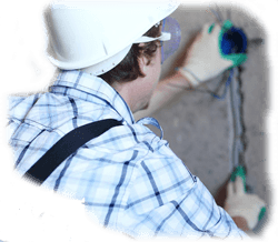 Монтаж электрики в Краснокамске